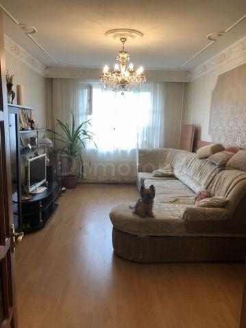 Недвижимость 4-комн. квартира, 91.4 м², 5/16 эт. Москва